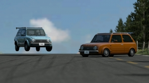 Nissan PAO at Eiger Short