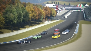Race 3 - Mazda Roadster Touring Car @ Autumn Ring