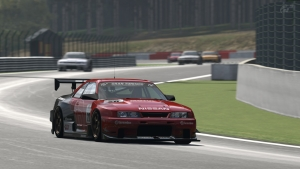 Race 6 - Nissan Skyline GT-R (R33) Touring Car @ Spa Francorchamps