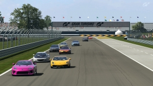 Race 1 - Indy Road Course