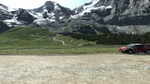 Time Trial at Eiger Nordwand Trail K